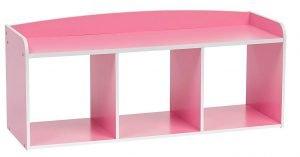 IRIS Storage bench pink