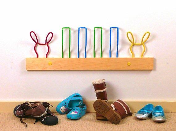 Kids Stella Shoe Rack