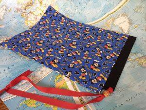 Mickey mouse shoe bag