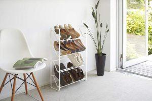 Slim Shoe Rack Yamazaki