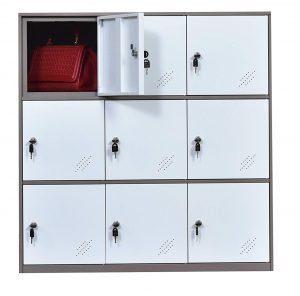 Super Metal 9 door locker