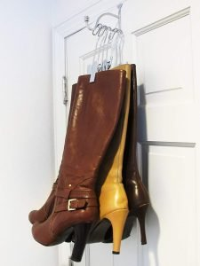over the door boot valet
