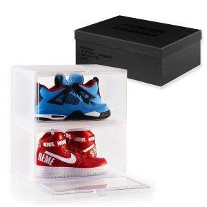 BOGO Side drop sneaker box