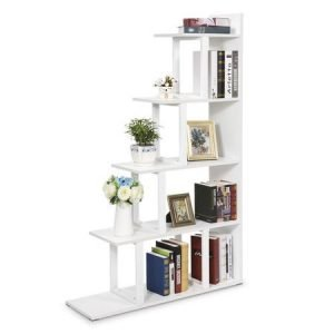 Ebern Designs Ramsauer Step Bookcase