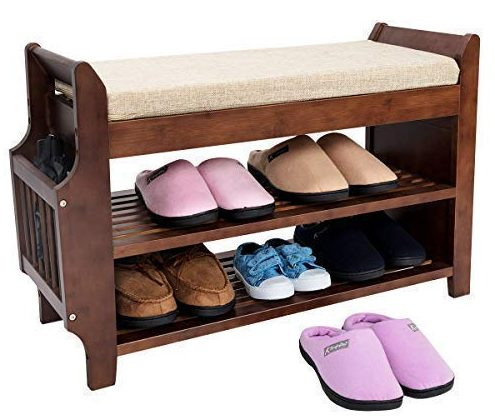 bocca shoe rack with umbrella holder