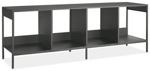 Room Board Slim Cubby Bench