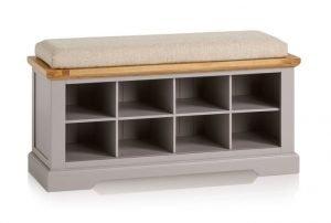 Oak furniture land shoe cubby