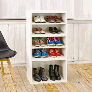 way basics shoe rack